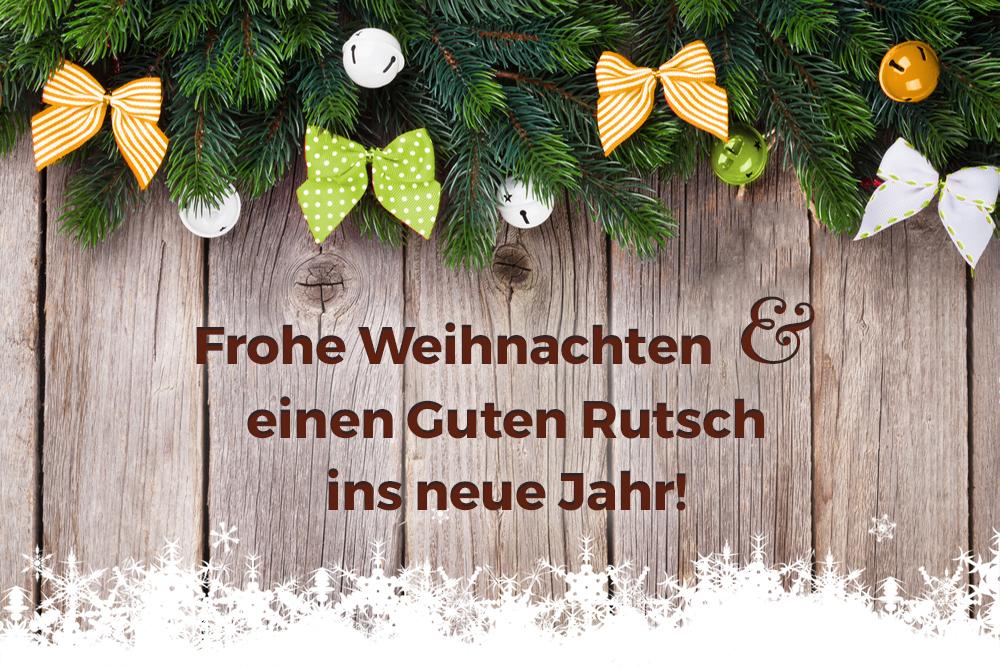 PUNKTGENAU Wünscht frohe Weihnachten!